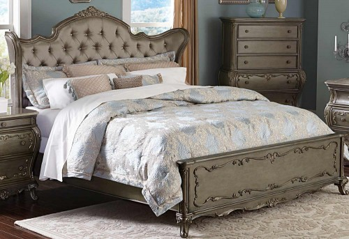 Homelegance Florentina Queen Wing Bed Available Online in Dallas Fort Worth Texas