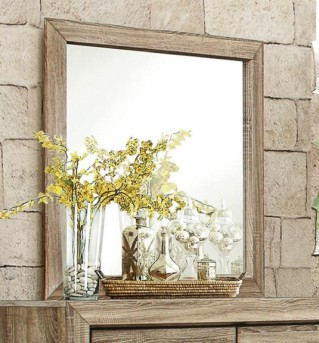 Homelegance Beechnut Mirror Available Online in Dallas Fort Worth Texas