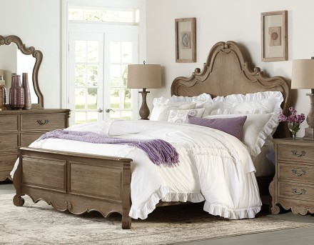 Homelegance Chrysanthe King Bed Available Online in Dallas Fort Worth Texas