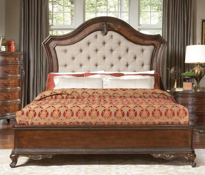 Homelegance Bonaventure Park King Bed Available Online in Dallas Fort Worth Texas