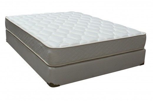 Sleeptronic Pride Of America Twin Mattress & Box Set Available Online in Dallas Fort Worth Texas