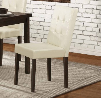 Homelegance Ahmet Espresso Side Chair Available Online in Dallas Fort Worth Texas