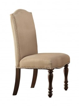Homelegance Benwick Dark Cherry Side Chair Available Online in Dallas Fort Worth Texas