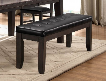 Homelegance Ameillia Grey Bench Available Online in Dallas Fort Worth Texas