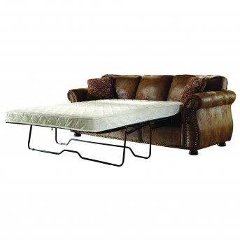 Homelegance Corvallis Brown Sleeper Sofa Available Online in Dallas Fort Worth Texas