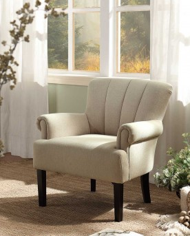 Homelegance Langdale Solid Print Accent Chair Available Online in Dallas Fort Worth Texas
