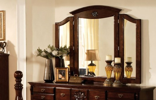 FOA Furniture Of America Tuscan Mirror Available Online in Dallas Fort Worth Texas