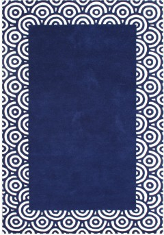 Nadia Patriot Blue Large Rug Available Online in Dallas Texas