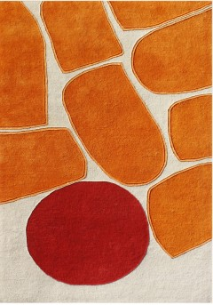 Aisha Sand Large Rug Available Online in Dallas Texas