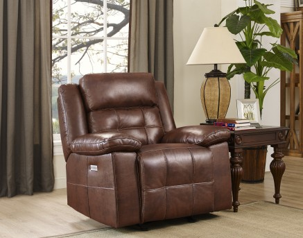 New Classic Clayton Power Recliner Available Online in Dallas Fort Worth Texas