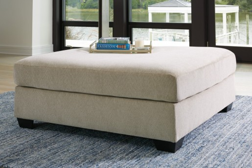 Ashley Palempor Oversized Accent Ottoman Available Online in Dallas Fort Worth Texas