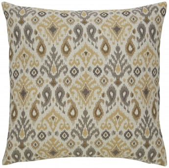 Ashley Damarion Taupe & Gold Pillow Available Online in Dallas Fort Worth Texas