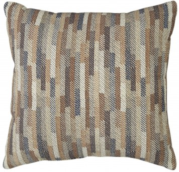 Ashley Daru Cream & Brown Pillow Available Online in Dallas Fort Worth Texas