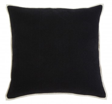 Solid Navy Pillow Cover Available Online in Dallas Fort Worth Texas