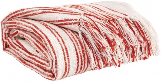 Ashley Callumn Coral Throw Available Online in Dallas Fort Worth Texas