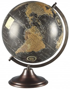 Ashley Oakden Multi Globe Sculpture Available Online in Dallas Fort Worth Texas