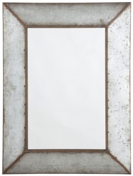 Ashley O'Tallay Antique Gray Accent Mirror Available Online in Dallas Fort Worth Texas