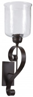 Ashley Ogilhinn Brown Wall Sconce Available Online in Dallas Fort Worth Texas