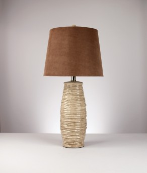 Ashley Haldis Beige Ceramic Table Lamp Set of 2 Available Online in Dallas Fort Worth Texas