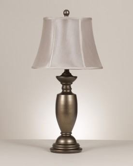Ashley Ruth Antique Gold Metal Table Lamp Set of 2 Available Online in Dallas Fort Worth Texas