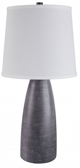 Ashley Shavontae Gray Poly Table Lamp Set Of 2 Available Online in Dallas Fort Worth Texas