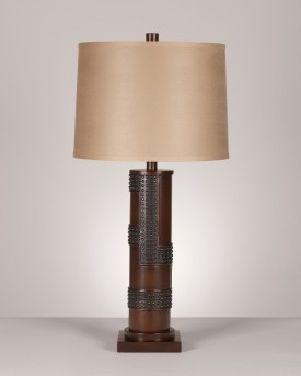 Ashley Oriel Antique Copper Table Lamp Set of 2 Available Online in Dallas Fort Worth Texas