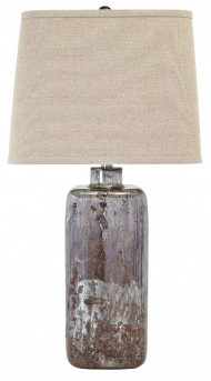Ashley Shanilly Multi Glass Table Lamp Available Online in Dallas Fort Worth Texas