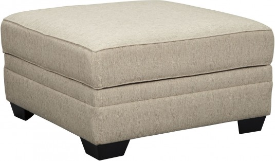 Ashley Luxora Bisque Ottoman Available Online in Dallas Fort Worth Texas