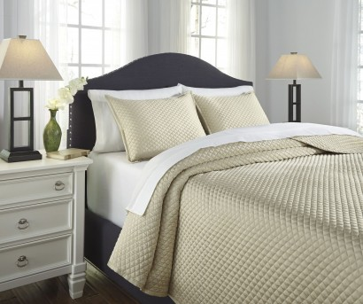 Ashley Dietrick Sand King Quilt Set Available Online in Dallas Fort Worth Texas