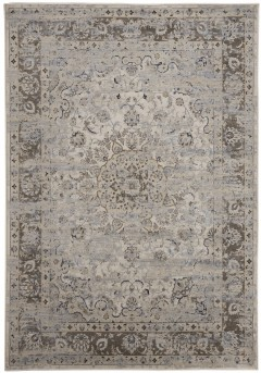 Ashley Kyan Blue and Ivory Medium Rug Available Online in Dallas Fort Worth Texas