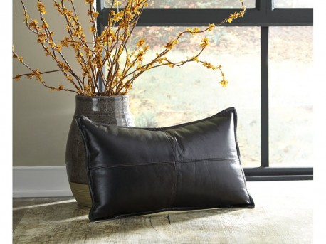 Ashley Brennen Black Pillow Available Online in Dallas Fort Worth Texas