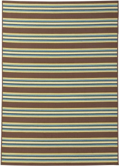 Ashley Matchy Lane Brown/Blue/Green Medium Rug Available Online in Dallas Fort Worth Texas