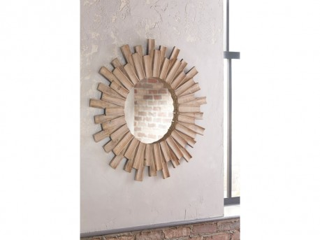 Ashley Donata Natural Accent Mirror Available Online in Dallas Fort Worth Texas