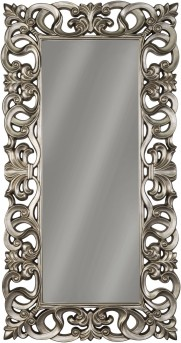Ashley Lucia Antique Silver Accent Mirror Available Online in Dallas Fort Worth Texas