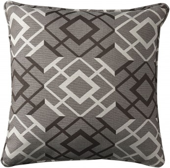 Ashley Raymond Brown & Cream Pillow Set of 4 Available Online in Dallas Fort Worth Texas