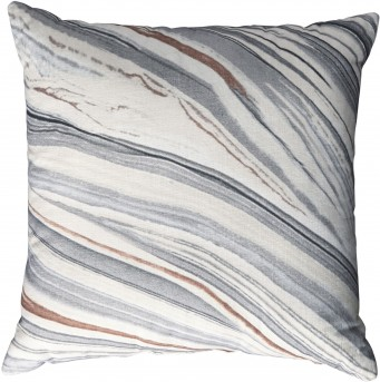Ashley Miquel Gray & Cream Pillow Set of 4 Available Online in Dallas Fort Worth Texas
