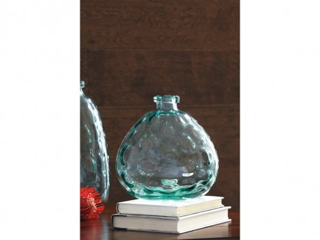 Ashley Devansh Small Green Vase Set of 2 Available Online in Dallas Fort Worth Texas