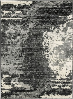 Ashley Roskos Black/Gray Large Rug Available Online in Dallas Fort Worth Texas