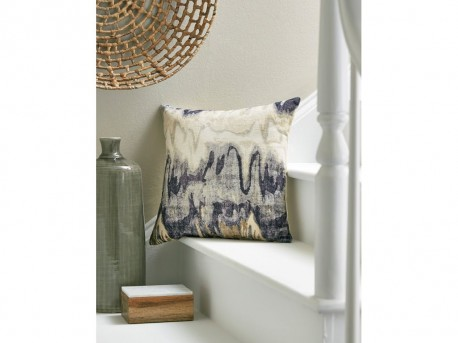 Ashley Ameko Navy Blue Pillow Set of 4 Available Online in Dallas Fort Worth Texas