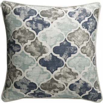 Ashley Tiffney Blue/Gray Pillow Set of 4 Available Online in Dallas Fort Worth Texas