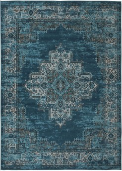 Ashley Moore Blue/Teal Medium Rug Available Online in Dallas Fort Worth Texas