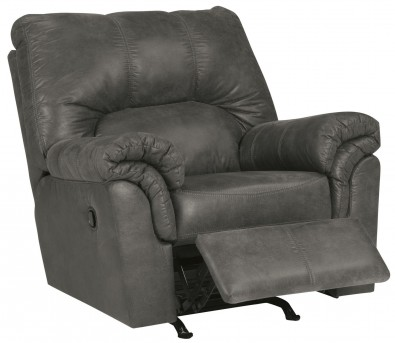 Ashley Bladen Slate Recliner Available Online in Dallas Fort Worth Texas
