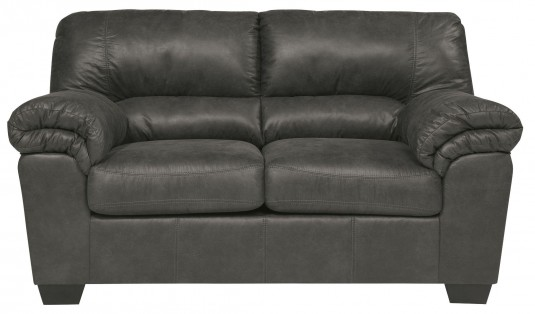 Ashley Bladen Slate Loveseat Available Online in Dallas Fort Worth Texas