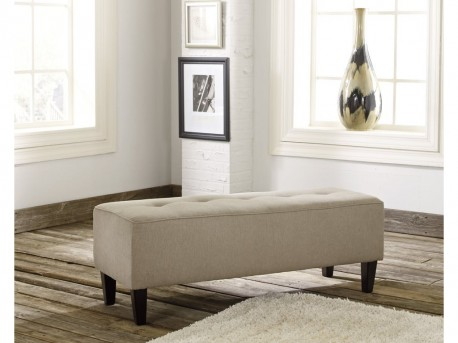 Ashley Sinko Oversized Accent Ottoman Available Online in Dallas Fort Worth Texas