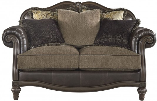 Ashley Winnsboro DuraBlend Loveseat Available Online in Dallas Fort Worth Texas