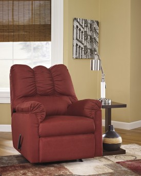 Ashley Darcy Salsa Rocker Recliner Available Online in Dallas Fort Worth Texas
