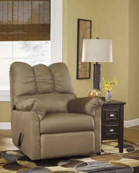 Ashley Darcy Mocha Rocker Recliner Available Online in Dallas Fort Worth Texas