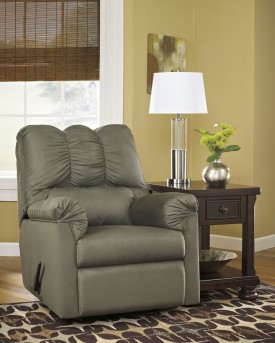 Ashley Darcy Sage Rocker Recliner Available Online in Dallas Fort Worth Texas