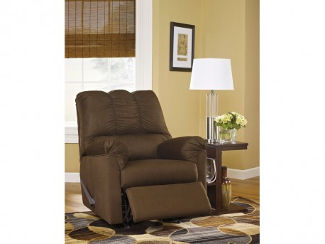 Ashley Darcy Cafe Rocker Recliner Available Online in Dallas Fort Worth Texas