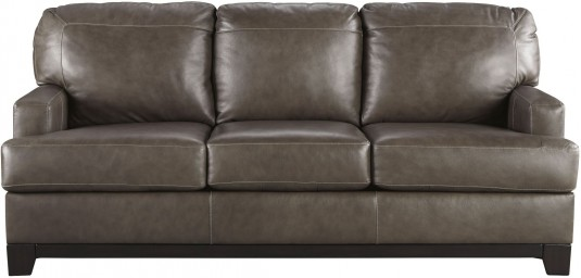 Ashley Derwood Pewter Sofa Available Online in Dallas Fort Worth Texas